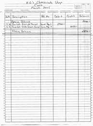 small ledger books how to post entries to the general ledger dummies