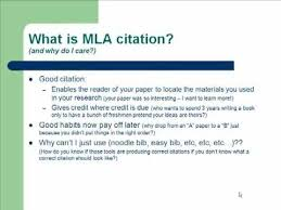 mla citation essay generator