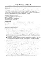 Pilot Resume Template Pilot Resume Examples Therpgmovie 6