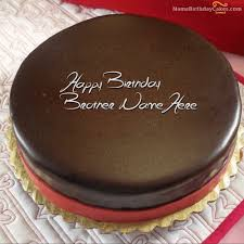 Cake Images For Birthday Brother Wallpaper Stock