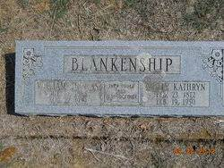 """Mary Kathryn """"Molly"""" Todd Blankenship (1872-1950) - Find A Grave Memorial"""