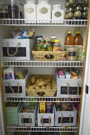 beautiful organized pantry room