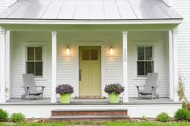 farmhouse style front doorsHow Do Design Farmhouse Front Porch