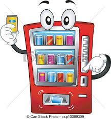 Vending Machine Clip Art Amazing Vending Machine Mascot Mascot Illustration Featuring A Vending Machine