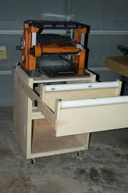 dewalt planer stand. shopnotes rolling planer stand with pvc outfeed roller \u0026 flip-up wing dewalt