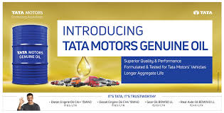 Tata Motors Bets Big On Genuine Oil For Commercial Vehicles