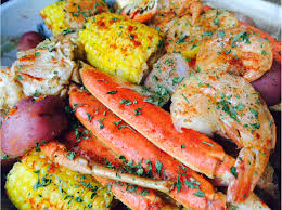 Seafood Boil with Instant Pot - Jumbo ...