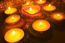 make a diya for diwali
