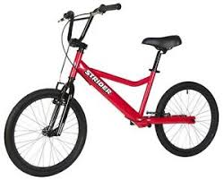 Strider 20 Sport Teens Adults Balance Bike No Pedal Learn To Ride