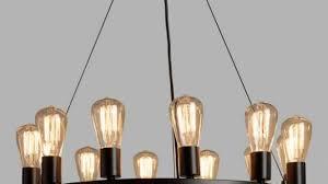 home design exquisite edison light chandelier of round 12 bulb world market edison light chandelier