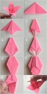 Toilet Paper Origami Flower Instructions Toilet Paper Folding Flower Under Fontanacountryinn Com