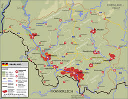 The state is located at the border between france and germany that gives it a unique. Saarland Wikipedia