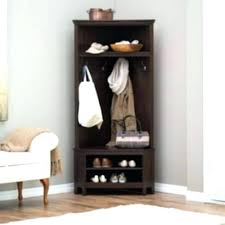Corner Hall Tree Coat Rack Gorgeous Entryway Hall Tree Bench Hall Tree Bench With Storage Corner