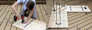 Put it together Arrange your surfaces into the corner desk ...