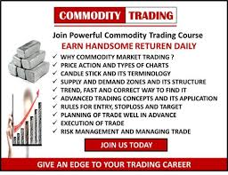 Commodity Trading Course Crude Oil Zinc Gold Silver
