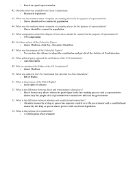 Goal 1 test review (answers)