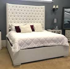 Bedroom Sets ~ King White Bedroom Set Size Tufted Bed Luxurious ...