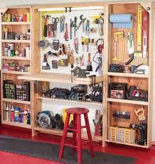 20 garage wall storage ideas space organization with storage garage storage solutions