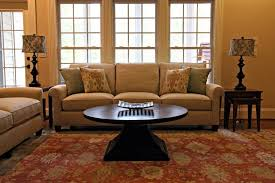 unique table lamps and beige wall color for small living room