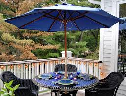 deck patio table umbrella photos