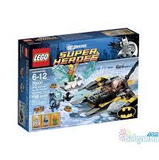 Đồ chơi Lego Super Heroes 76007 Iron Man