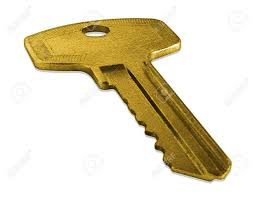 Gold House Key Stock Photo Picture And Royalty Free Image Image