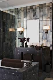Mirror Tiles Decorating Ideas WonderfulAntiqueMirrorGlassDecoratingIdeasGalleryinBathroom 26
