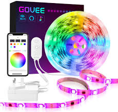 Beat Sync Lights Uk Alexa Led Strip Lights Dreamcolour Minger Wifi Wireless 5m Light Strip Smart Phone Controlled 5050 Led Lights Sync To Music Work With Amazon Alexa