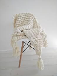 Chunky Knit Blanket Pattern New Marshmallow Throw Chunky Knit Blanket Pattern