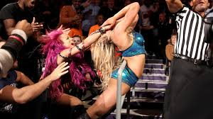 WATCH: Highlights From Sasha Banks vs. Charlotte Flair – Raw Women's Title  Falls Count Anywhere Match Wrestling News - WWE News, AEW News, Rumors,  Spoilers, WWE Royal Rumble 2021 Results - WrestlingNewsSource.Com