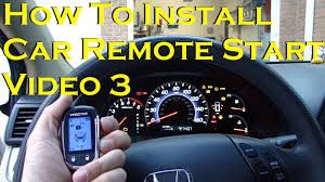 how to install car remote start bypass module (video 3) youtube audiovox as-9492 manual at Audiovox Alarm Remote Start Wiring