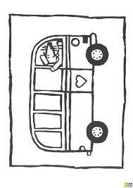 Coloriage Mimi Chauffeur De Bus Dans La Cat Gorie Mimisouris