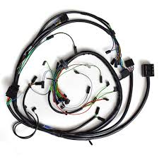 chassis wire harness bmw r airhead r60 r80 tic r100rs rt 61 11 1 243 522 61111243522 wiring harness bmw r60 wiring harness bmw