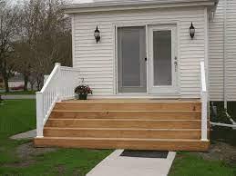 steps down to front door novocom top