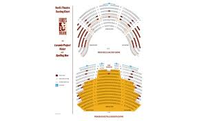 47 Hand Picked Oriental Theatre Seating Map