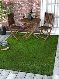 artificial turf rug outdoor rugs super lawn artificial grass rug indoor outdoor carpet synthetic turf fade resistant easy care you can find more details by