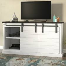 virgina european cote barn door 65 tv stand