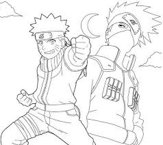 11 Great Naruto Coloring Pages For Children Coloring Pages