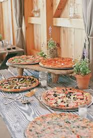 Wedding Food Tables Food Bar Ideas For Your Wedding Brides