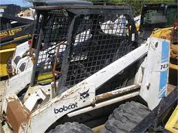 machinerytrader com bobcat 743 for 27 listings page 1 1984 bobcat 743 at machinerytrader com