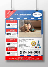 carpet cleaning flyer simple carpet cleaning 8 5 x 11 flyer design professional business