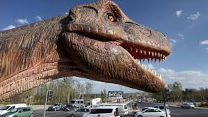 ankara dinozor heykeli ile ilgili görsel sonucu