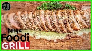 ninja foodi grill roasted pork