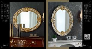 <b>Wall Mirror Baroque Style</b> 32-33 - Gritija | Furniture elements