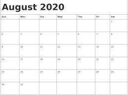 Free Printable Calendar Templates Pdf Word Excel Printable