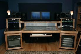 recording desk recording studio desk recording desk plans recording desktop free recording desk
