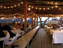 incredible outdoor lighting for a wedding ideas and s lights