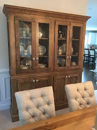 sawdust furniture. China Cabinet Front.JPG Sawdust Furniture D