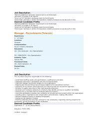 Courier Resume Courier Job Description Resume