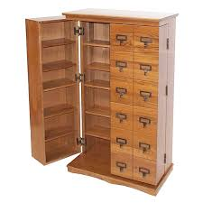 fancy oak dvd storage cabinet with leslie dame library style throughout multimedia storage cabinet ideas